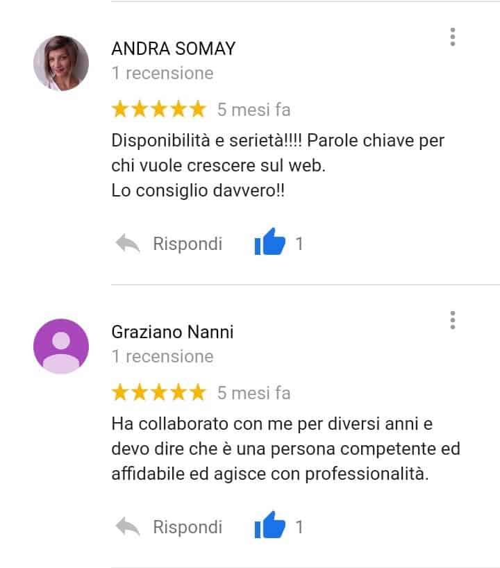 Recensioni-positive-MyBusiness-Stefano-Diversi-SEM-Specialist-Andra-Graziano