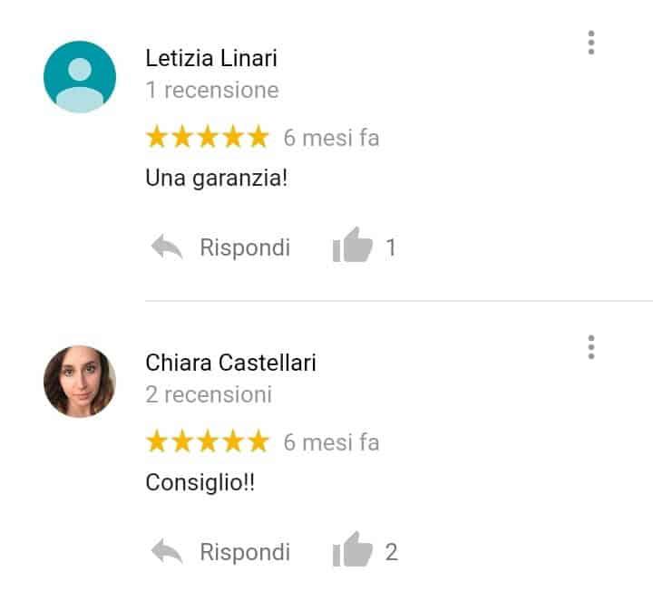 Recensioni-positive-MyBusiness-Stefano-Diversi-SEM-Specialist-Letizia-Chiara