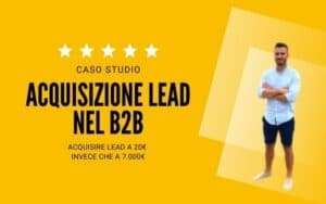 acquisizione lead nel b2b