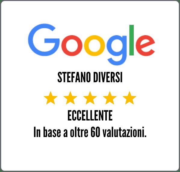 testimonianze-recensioni-stefano-diversi-consulente-google-eccellente-60-recensioni